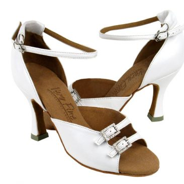 C1620 White Leather