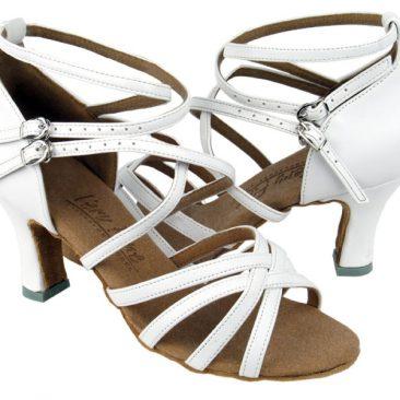 C5008 White Leather