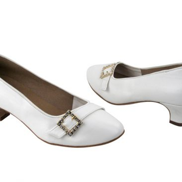 C6904 BA49 White Leather