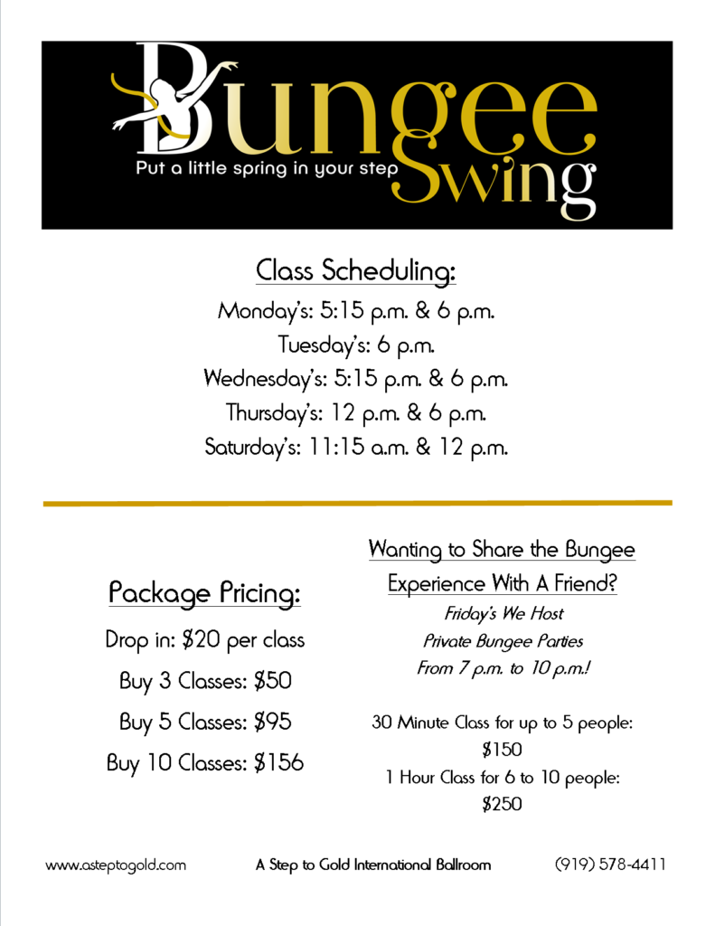 Bungee Pricing