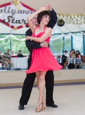 classical ballroom dancing