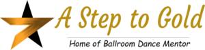 A Step To Gold Ballroom Logo