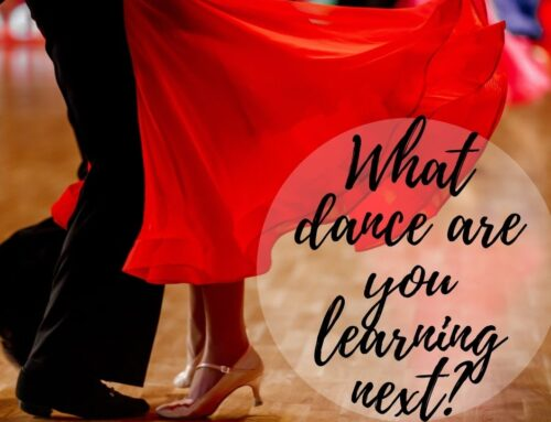 Why Coming Back to Dance Will Improve Your Life!